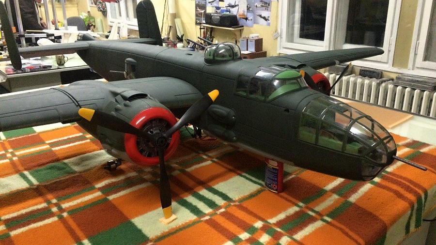 Právě připravujeme: B-25 Mitchell